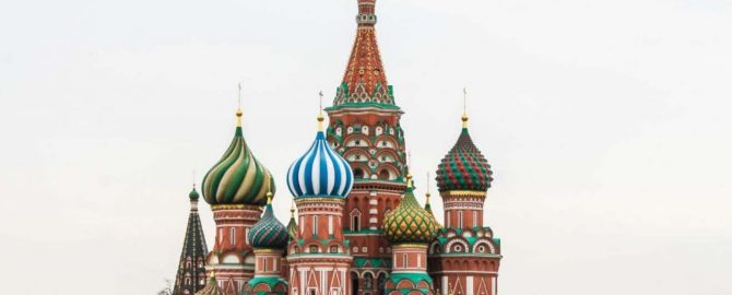 Russia-Red Square
