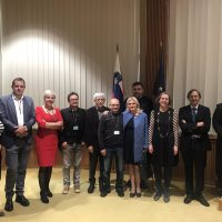 Participants Fx Loans Congress in Slovenian National Council