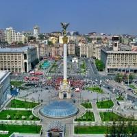 Ukraine, Kiev, Anti Raid