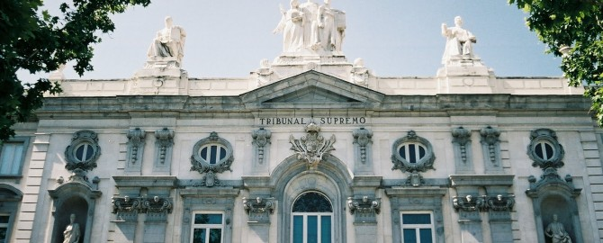 Spanish Supreme Court (Tribunal Supremo Español)