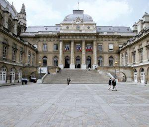 France - Palace of Justice - Paris